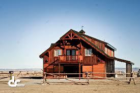 Shop With Living Quarters Floor Plans Laramie Barn Project Dc Builders
