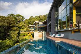 Home Modern Tropical Modern Luxury Home In The Jungle Idesignarch Interior