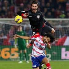 Granada vs Atletico Madrid 0-1