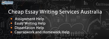 Cheap Essay Writing Services Australia