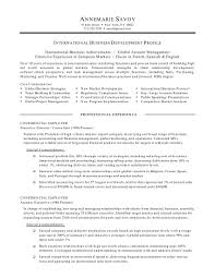 Student Resume Summary Examples by 100 Professional Development On Resume Professional