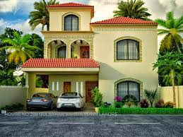 European House Designs New10 Marla House European Design In 299 Gulbahar Bahria Town