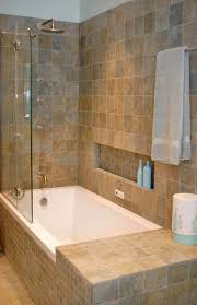 modern tub shower combinations traditional bathroom tile idea and