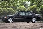 GETTINLOW   Diandra's 1991 Mercedes-Benz W124-300E
