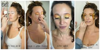 erin u0027s faces butterfly fairy halloween makeup tutorial