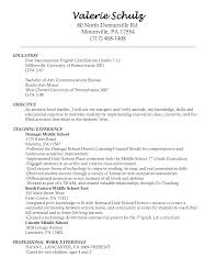 View Resume Samples by New Teacher Resume Examples Resume Format 2017