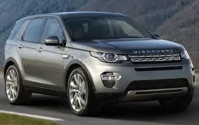 Novo Land Rover Discovery Sport chega ao Brasil – Memória Motor