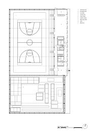 gallery of hacine cherifi gymnasium tectoniques architects 33
