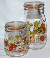 28 glass kitchen canisters sets 4 pc glass kitchen canister