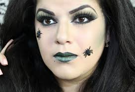 halloween witch makeup tutorial youtube
