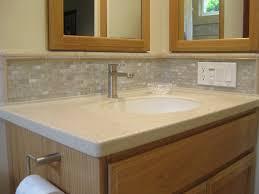 Bathroom Vanities Inexpensive by Bathroom Vanity Backsplash Ideas Home Design Ideas