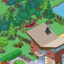 742 Evergreen Terrace Floor Plan Simpson U0027s City Map 742 Evergreen Terrace