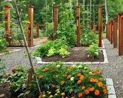 rustic country garden ideas the great rustic garden ideas