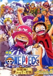 One Piece Movie 03 Chopper Kingdom of Strange Animal Island Vietsub