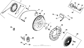 kohler ch740 0080 mud buddy 25 hp 18 6 kw parts diagram for