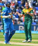 Champions Trophy 2013, India vs South Africa: Highlights in images.