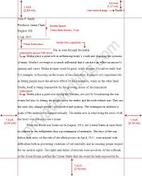 How to Format Essays   Ocean County College