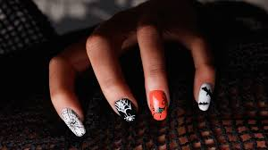 18 halloween nail art ideas to try this year stylecaster