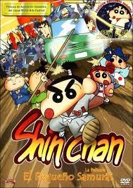 Shin Chan: El Pequeno Samurai