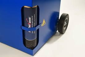 procube robovent air filtration systems and dust collectors