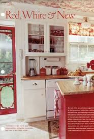 White Country Kitchen Cabinets Best 25 Red Country Kitchens Ideas On Pinterest Country Kitchen