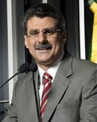 site do senador ROMERO JUCÁ