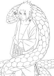 naruto bijuu mode naruto coloring pages pinterest naruto