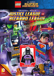 Lego Batman: Justice League Vs. Bizarro League