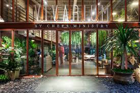 VIVARIUM  A TRACTOR WAREHOUSE TURNED RESTAURANT  The Interior - Warehouse interior design ideas