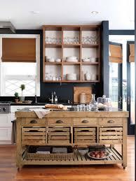 modern home interior design make a roll away kitchen island hgtv