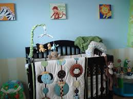 baby room beauteous modern boy baby nursery room decoration using