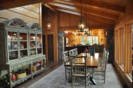 DiningroomhutchLivingRoomTraditionalwithblackarmoirebooks - Dining room armoire