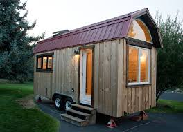 Small Houses For Sale A 230 Square Feet Tiny House On Wheels In Reno Nevada Tiny