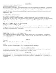 Best Resume Qualifications by Examples Technical Skills For Resume Interpersonal Skills Resume