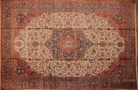 Persian Rugs Nyc by 70001673 Fine Persian Silk Qum Carpet 14 U2032 X 20 U2032