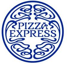 Pizza Express  3 courses each – £25
