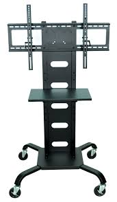 target tv stands for flat screens h wilson wpsms51 mobile lcd flat panel mount stand av cart