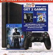 ps4 games black friday best black friday 2016 video game deals u2014 xbox one s ps4 slim and