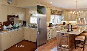 drop dead gorgeous before and after kitchen remodels decoration drop dead gorgeous before and after kitchen remodels decoration using solid oak wood kitchen flooring including dark brown iron glass kitchen chandelier and