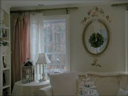living room country style window curtains french country window