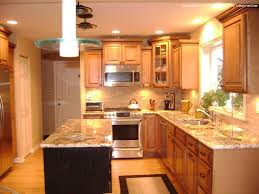 oak wood grey windham door small kitchen remodel ideas on a budget