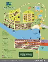 Map Nj Lake Kandle Swimclub U0026 Campground
