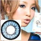 Check Out The GEO Angel Blue Circle Color Lens - CM832 Blue Now ! - geo angel_edge_blue circle lens