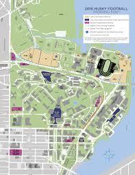 Stanford Shopping Center Map Husky Gameday Washington