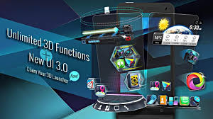 next launcher 3d shell android apps on google play