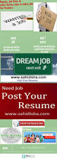 Best Job Sites To Post Resume by Top 25 Best It Jobs For Freshers Ideas On Pinterest Find A