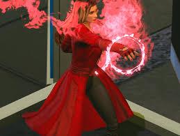 scarlet witch costume comics scarlet witch civil war screenshots u2014 marvel heroes omega
