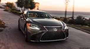 lexus yet philosophy 2018 lexus ls500 debuts all new flagship with 4 5s turbo 10 speed