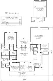 one story house home plans design basics level with bonus room 42