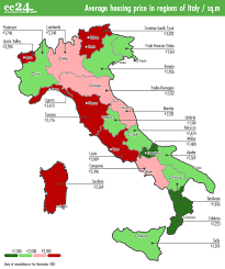 Map Of Italy Regions by Italy That Has A Pricy Sound Ee24